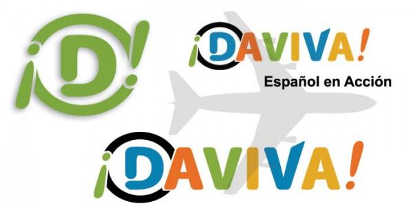 Brand identity for Daviva