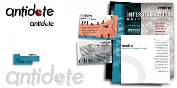 antidote public outreach and branding