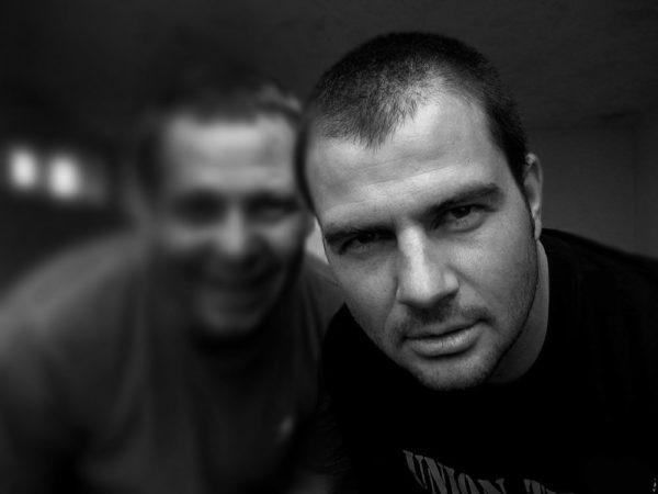 Sherwin Arnott and Brent Johnson.